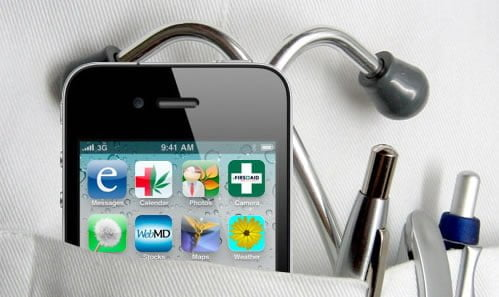 Using Medical Apps for Virtual Diagnosis