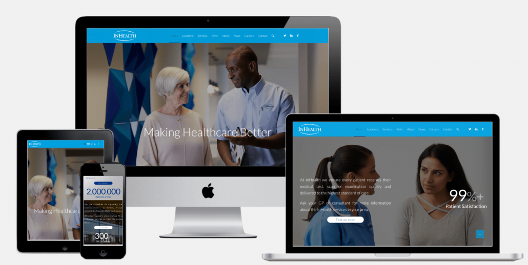 InHealth Group Website