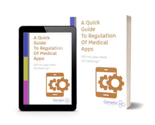 Medical app compliance eBook