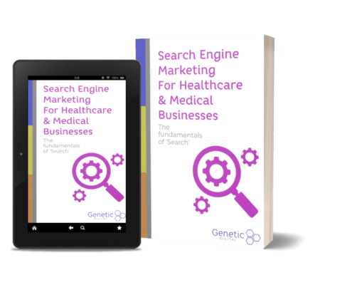 Search engine marketing for healthcare organisations